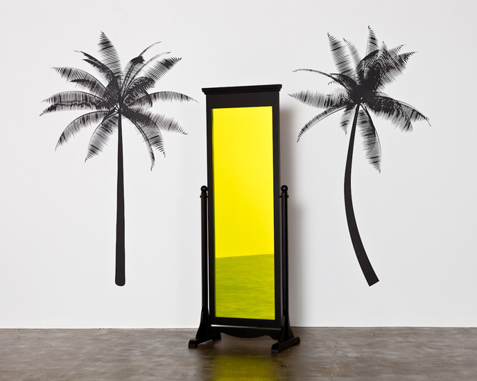 """Tropic,"" 2011, Kathryn Andrews"