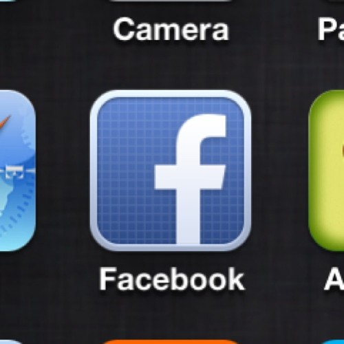 Mmmmm i dont know if i like they new logo of facebook