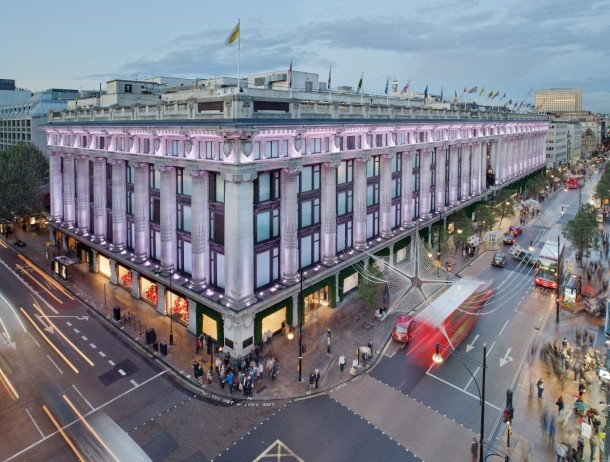 ldnfashion:  Like McDonalds only better: Selfridges to launch drive-thru service http://bit.ly/1102o6D