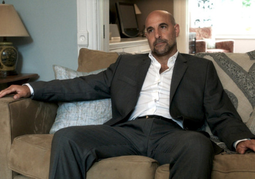 rockthesox:   Stanley Tucci  I want to sex him forever.