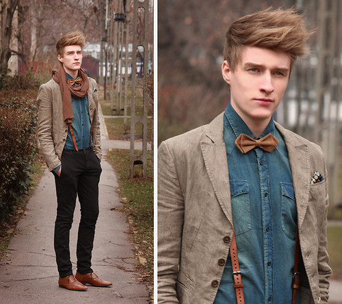 thistripp:  mood-boards:  OMFG  That bow tie is amazing!
