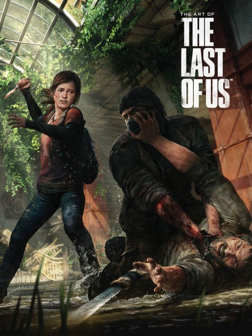gamefreaksnz:  The Art of The Last of Us List Price: $39.99 Price: $26.76 You Save: $13.23 (33%) Naughty Dog Studios and Dark Horse proudly present the essential companion to The Last of Us, a richly detailed and compelling game set in a post-pandemic world where humans have become an endangered species. Featuring concept art, character designs, and astonishing settings and landscapes, The Art of The Last of Us provides a unique look at one of the gaming world's most eagerly anticipated titles.
