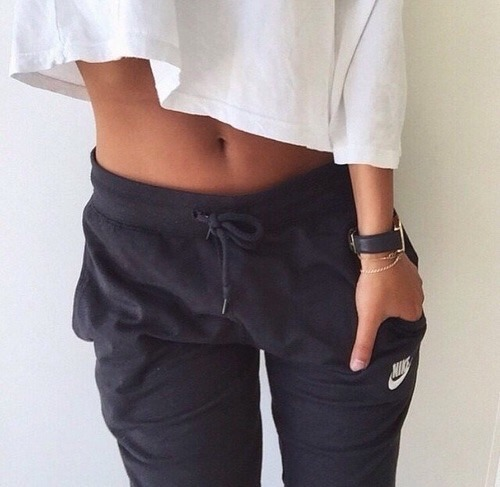 nike sweatpants for girls tumblr. Black Bedroom Furniture Sets. Home Design Ideas