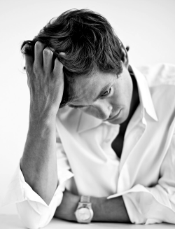 hermione:  Hugh Dancy photographed by Rainer Hosch