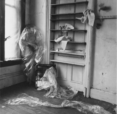 Francesca Woodman - My House