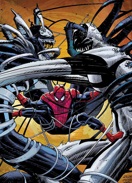 Spider-Man , Venom and Anti-Venom