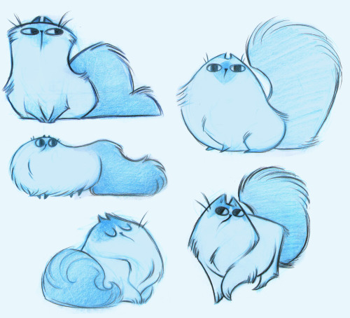 nattypants:  I drew some cats!