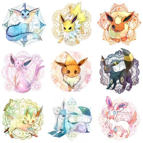 The Eeveelution!