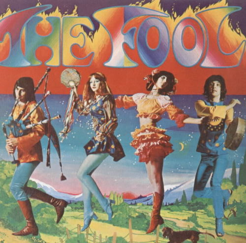 psychedelicway:  Cover of The Fool's 1968 album