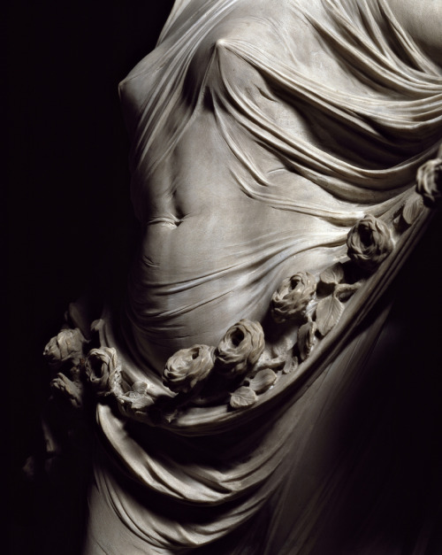statuemania:  The Veiled Truth (aka Modesty / Chastity) by Antonio Corradini, 1751, Cappella Sansevero, Naples, Italy.