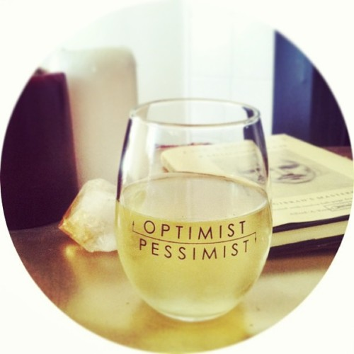 | The #optimist proclaims that we live in the best of all possible worlds; and the pessimist fears this is true. -James Branch Cabell | After chaos comes the #calm ✨ I'm so happy, it's almost annoying.I'll just sit here in my sweet little abode & enjoy this glass of wine. Happy Sunday loves.. 💜🏡🌷 #ilovemynewhome #dreamcometrue #myjourney