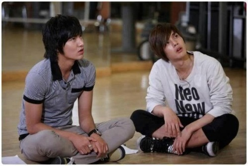 Lee Min Ho & Kim Hyun Joong  ♥ so so so so cute boys @PtrckAilse