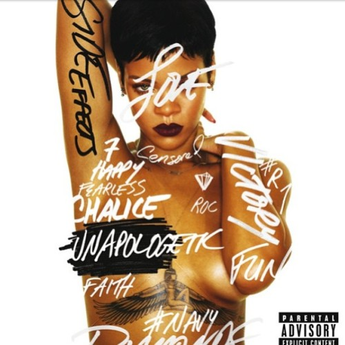 I hate Rihanna, but this album..