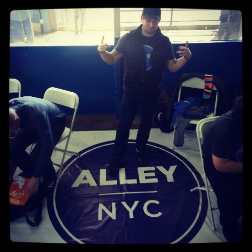 "@AlleyNYC or aka ""the most  badass coworking space on the planet. I'm proud to be a member of :-)"