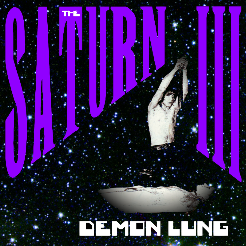 "To promote the release of The Saturn III's upcoming demo (available for preview over at deafmrecords.bandcamp.com!), the band has offered up a unique rendition of a Stoner/Doom classic. As Danny ● Duoshade states on their BandCamp page… ""'Demon Lung' was the first single released by Electric Wizard in 1996 as a split with Our Haunted Kingdom (better known as Orange Goblin). It differs a bit from the Wizard's more violent sound, but certainly maintains the fury of later releases. Flash forward to 2013, the year of The Saturn III, who have chosen to perform this song not only as a tribute to Electric Wizard, but also as a celebration of the modest beginnings that occur before exploding into the atmosphere. Though a few liberties were taken both musically and lyrically, the III deliver a big bang not unfaithful to the source material, then leave the listener with only an option to look toward the sky for more."" In other words, head on over and give a listen, then prepare for the sky to fall when The Saturn III drop their debut EP!"