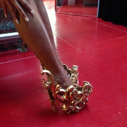 adoreangela:  angela-iam:  Photo shoot fun!  These shoes are everything!!
