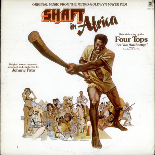 Shaft in Africa!