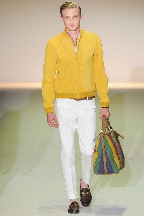 Gucci Spring Summer 2013 facebook.com/GentlemanF
