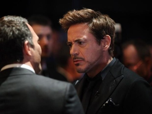 ironman-tonystark-rdj:  HIS HAIR. DAMMIT. HE IS SO PERFECT AND HIS HAIR. DAMMITTTTT. HE IS SO HOT ANS BEAUTIFUL. HAIR PORN.