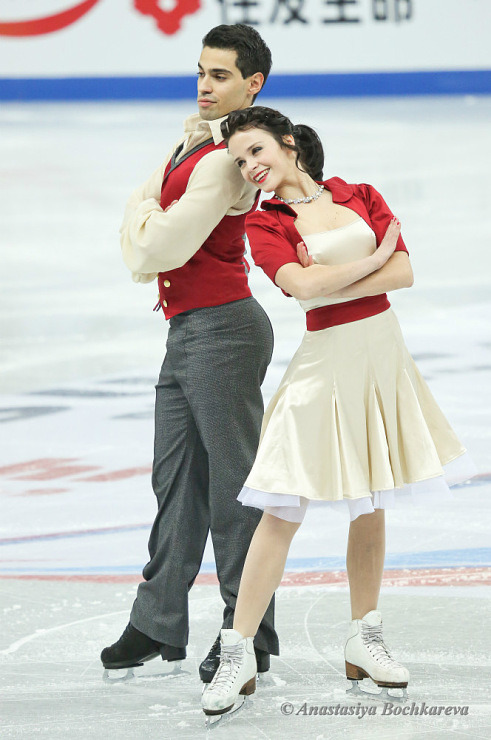 ohtheseskaters:  (via Gallery.ru / Фото #1 - Ice Dance SD - dolceflute)