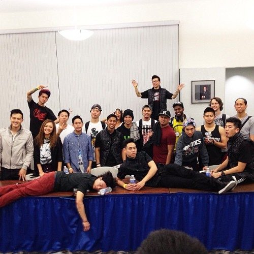 Too many cool people in this photo #Kenyadream #yesican @poreotics @charlesvnguyen @dumboporeotics @lawporeotics @chadporeotics @canporeotics @mikeosong @_anthonylee_ @mikefal @patcruz @philgarvin @gyroe @meganbatoon  (at Kenya Dance)