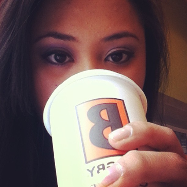 So darn tired 😩 #biggby #eyebags #selfiesfordays #flash #urbandecay #coffee #coffeeaddict