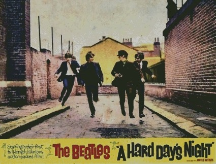 "The Beatles - ""A Hard Day's Night"" 003 Buy it here for $3.00!"