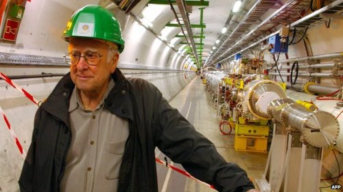 "The scientist who gave his name to the Higgs boson hopes a prize named in his honour will inspire a new generation of physics geniuses.  First Minister Alex Salmond has announced an annual prize, named after Prof Peter Higgs, for school students. Prof Higgs said: ""I hope that this will inspire young students of today. Rewarding those who have excelled in physics in this way and supporting the next generation of scientists is to be warmly welcomed."" The Higgs Prize, open to Scottish school students who excel in physics, will be formally launched by the First Minister and the scientist on Tuesday. It is part of a week designed to showcase Scotland's scientific expertise, with Mr Salmond also expected to make a significant announcement about life sciences and mark a landmark in space science. Prof Higgs hit upon his defining concept during a walk in the Cairngorms in 1964, when he started to consider the existence of a particle that gives matter its mass. He wrote two scientific papers on his theory and was eventually published in the Physical Review Letters journal, sparking a 40-year hunt for the Higgs boson. In July, a team from the European nuclear research facility at Cern, Geneva, announced the detection of a particle that fitted the description of the elusive Higgs. The Higgs Prize will give young physics students the chance to win a trip to Cern, where work researching the Higgs particle continues. ""I know very well how exciting and amazing visits to Cern can be,"" said the professor, who has retired from Edinburgh University. Mr Salmond hopes Prof Higgs' achievements would ""inspire future generations of Scots"". ""His work is celebrated internationally and Scotland is very proud of him,"" he said. ""The Higgs Prize will be an opportunity for some of Scotland's brightest young school physicists to see for themselves the cutting-edge of international physics at Cern."" Prof Sir Peter Knight, president of the Institute of Physics, said his organisation ""will be working with them to establish the best way to identify Scotland's most promising young physicists"". ""With £8.5bn of the Scottish economy created by physics-based businesses, this prize is recognition of the vital importance of the subject,"" he said. During the week-long exhibition at the Scottish Parliament to celebrate the Scottish contribution to the creation and operation of the Large Hadron Collider visitors are able to walk through a full-size replica of a section of the LHC tunnel. They will also have the chance to meet Scottish physicists involved in last year's Higgs boson discovery. As well as the Higgs Prize and a number of other initiatives, this week the government will be announcing the appointment of 33 new health fellows to conduct research into medical challenges such as treating motor neurone disease, how to use technology to help people with diabetes and how to control internal bleeding."