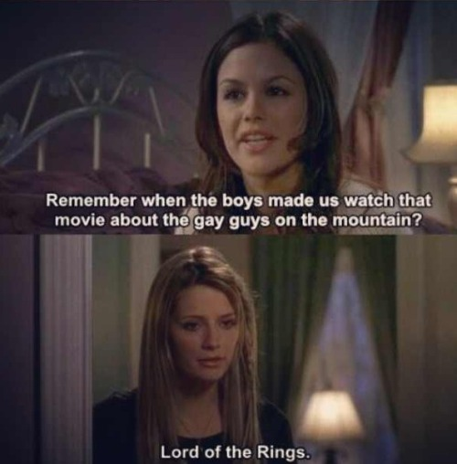 itsforeverpotter:  I love the OC. It makes great references to other things.  It's the best