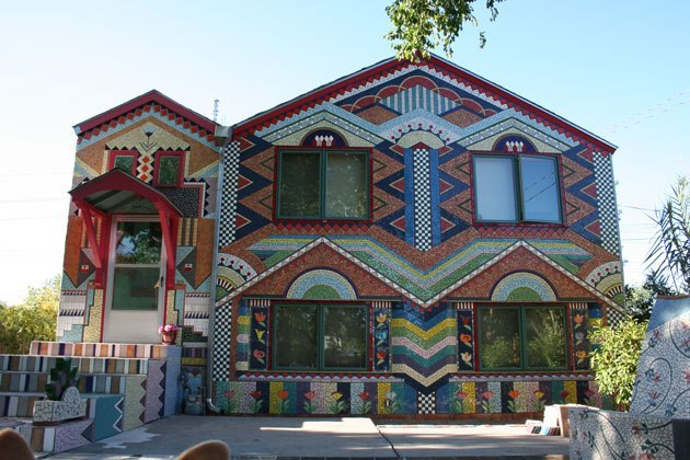How can there be a house like this in Albuquerque that I do no know about?  Where is it?  impuls3:  Albuquerque- via Inhabitants of Burque