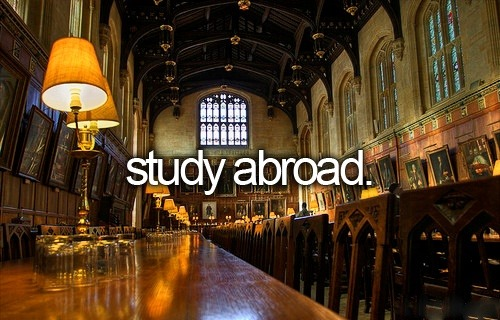 (via Our Bucket List / study abroad)