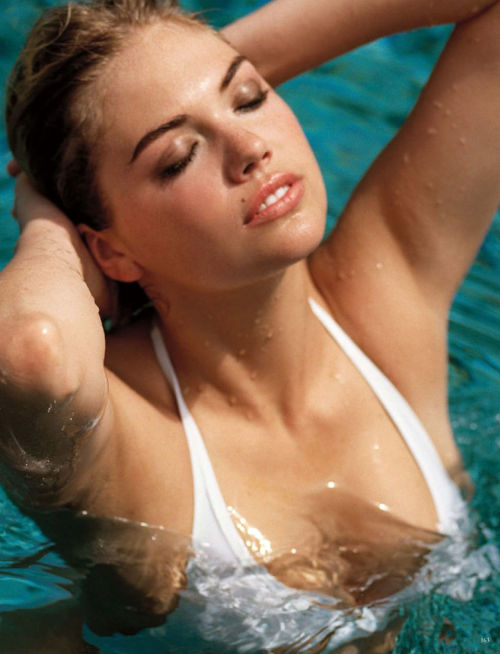 impsychotic:  Kate Upton by Bruce Weber for Vogue Germany January 2013