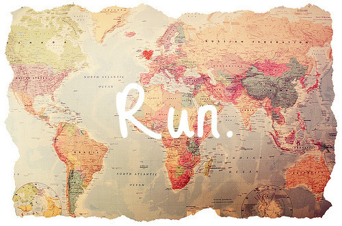 adontforgetplace:  run, things - inspiring picture on Favim.com sur @weheartit.com - http://whrt.it/104o5Dz