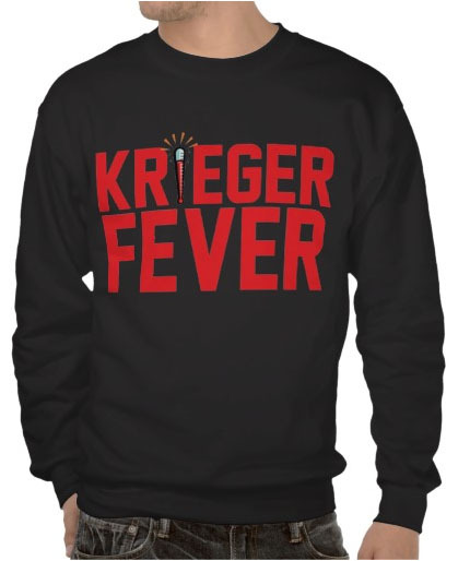 uswnt-fan-merch:  uAs we celebrate the return of Ali Kreiger, how about another giveaway??     Krieger Fever (unisex) Sweatshirt Giveaway! Rules/Guidelines: Must be following me. LIKES WILL NOT BE COUNTED Reblog up to 2 times to make your chance of winning higher. Our Winner will be messaged on February 4th. *The winner will be chosen using random.org, so everyone has a fair chance of winning!* Prize: 1 Krieger Fever Sweatshirt (Any size, male or female) 3 Randomly Picked Wristbands  I will be picking 1 winner We will ship internationally. Good luck!     :: You can order the wristbands from (HERE) and the shirts (HERE)