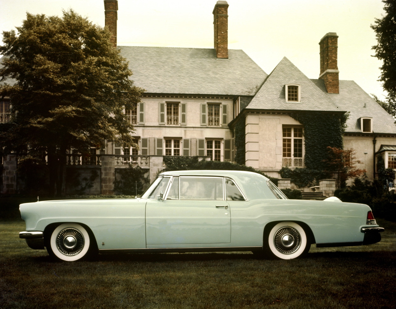 1956 Continental Mark II Sport Coupe