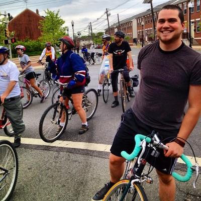 Me riding in the Tour of Trenton today #cycling #biking #bike #Schwinn #worldsport #SchwinnWorldsport #trenton #newjersey #TCNJ #nj #trentonNJ #love #happy #smile #trentoncyclingrevolution (at Trenton)