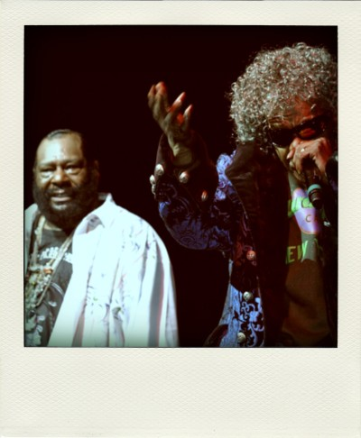 George Clinton & Sly Stone