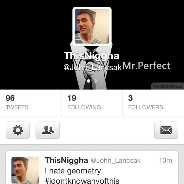 Go follow me on twitter!