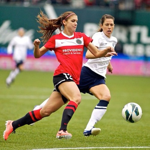 Alex Morgan 😍😍#perfect #wifeywednesday #thoselegs