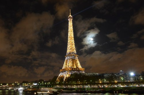 Eiffel Tower at night - Crédits  François Grunberg  & Mairie de Paris