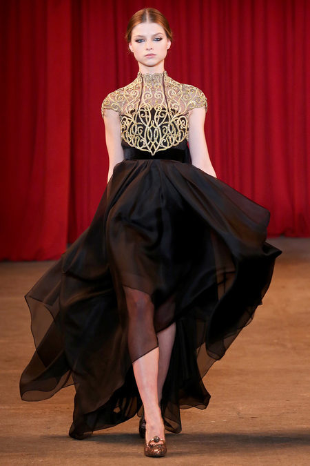 badgley-mishkebab:  Christian Siriano Fall/Winter 2013 RTW