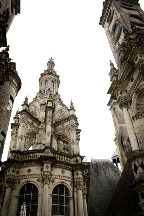 15natives:  Château de Chambord (by MarKiddo)