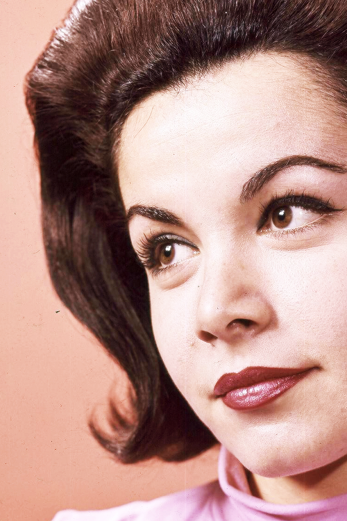 msmildred:  Annette Funicello, c. 1960.