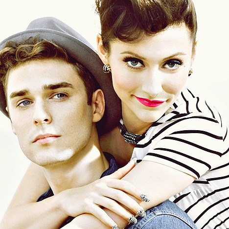 "The American pop duo Karmin, formed by Amy Heidemann and Nick Louis Noonan, is ready to impact the music world with new music. After greeting the world with their debut album ""Hello"", published last year. Amy and Nick have been working with some of the producers who collaborated on their… ———————————— Read More, Listen & Download: (Karmin - ""Try Me On"" (DASANI DROPS Theme Song) )  here: http://nhomainhe.com/karmin-try-me-on-dasani-drops-theme-song/"
