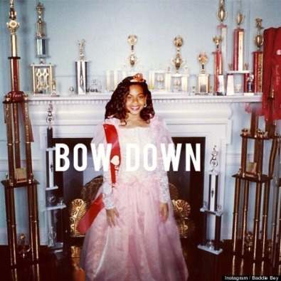 'Bow Down / I Been On' by Beyoncé is my new jam.