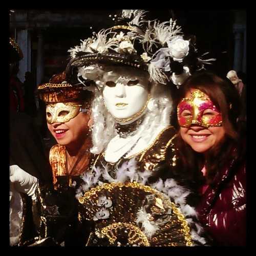 The Carnevale in Venezia is a spectacle not to be missed! #Venezia #Carnevale #carnival #Venice #Italy #Italia