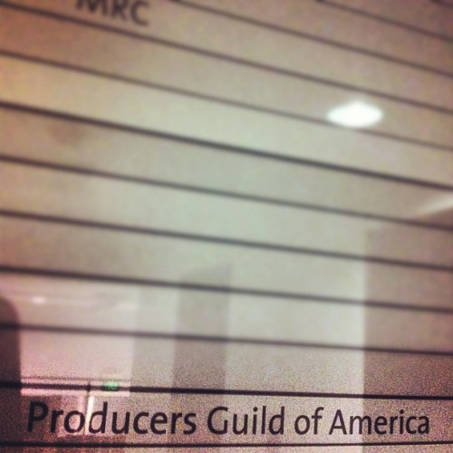 at Producers Guild of America