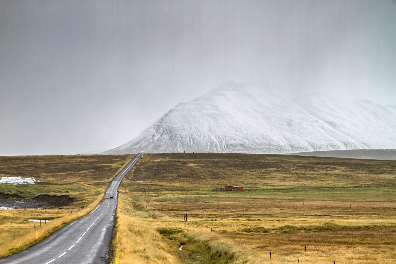 Let's go on a road trip. ExploringTröllaskagi in Northern Iceland.