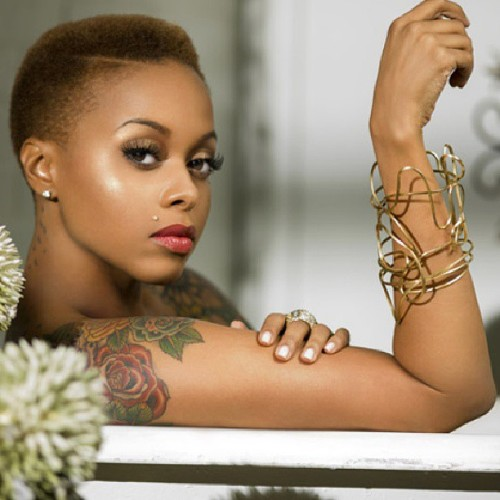 mynaturalsistas:  Gorgeous!!!! @chrisettemichele Check out our latest video on You Tube! She sent us a sample of her new album #better and we made a special video for it! We have a few guest appearances from @christinshootspeople & Riley, @angelfields , @luxe_lady99 , @amelia474 @blessso @jayejay and our other high school #naturalhairsistas Go take a listen & Enjoy the video. I did some special editing for y'all! Lol!