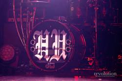 vikwinchester:  Hollywood Undead Drum Kit
